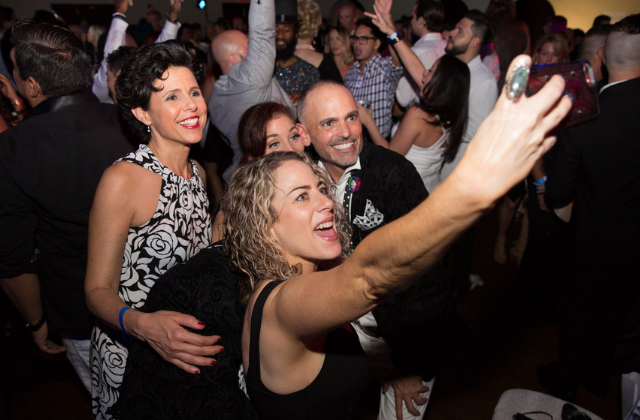 Compass' Stonewall Ball Celebrates LGBT Rights; Raises $30,000