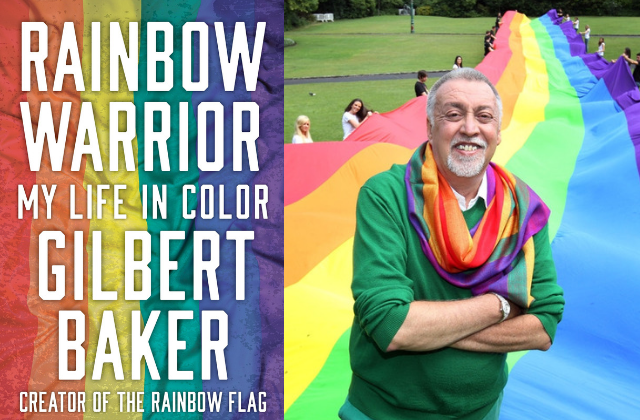 "What To Read: ""Rainbow Warrior: My Life in Color"""