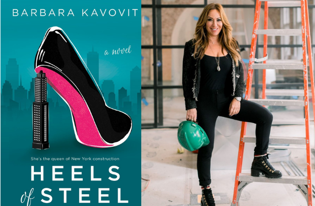 "Barbara Kavovit ""Heels Of Steel"""