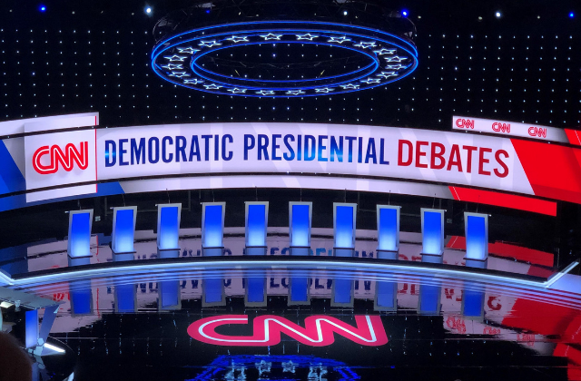 White House Watch: Stakes Raised For Next DNC Debates