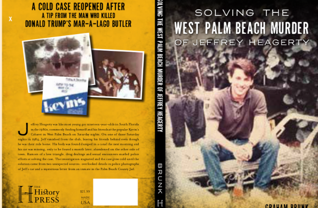 SFGN Freelancer Publishes Book on South Florida Cold Case