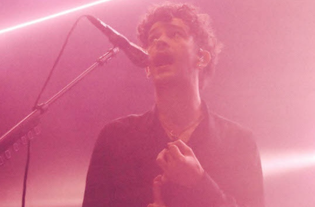 The 1975 Lead Singer Kisses Male Fan in Dubai in Protest of UAE's Anti-LGBT Laws