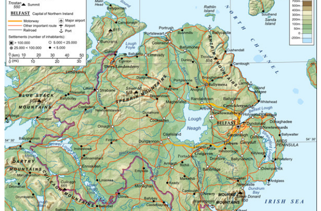 Northern Ireland Activists Renew Push for LGBTI Rights