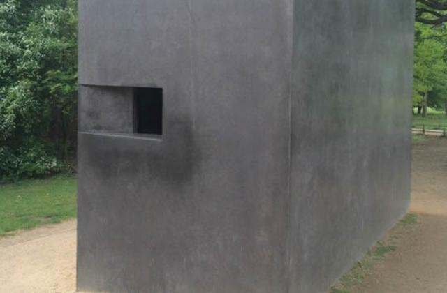 Berlin Memorial to Gay Nazi Victims Vandalized