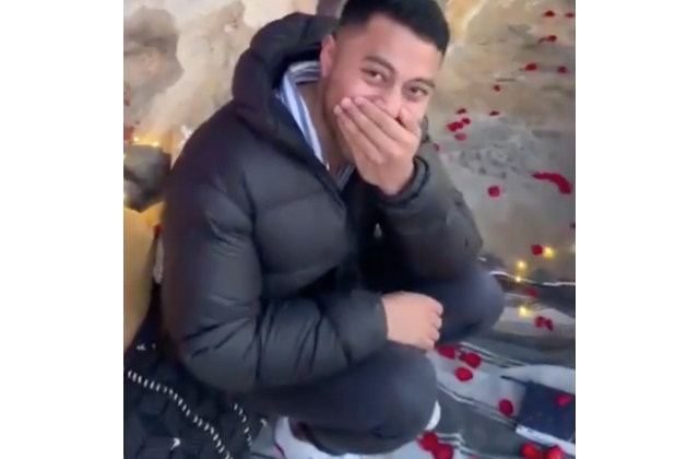 Australian X-Factor Performer's Marriage Proposal Goes Viral
