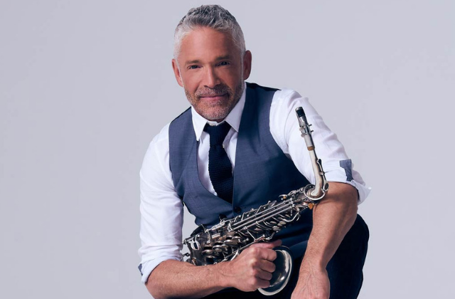 A&E: Saxophonist Performs Big, Brassy Hits at Broward Center