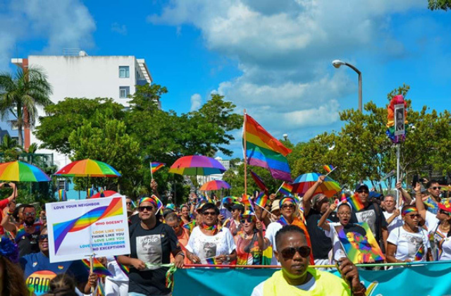 More Than 6000 Attend First-Ever Bermuda Pride Parade