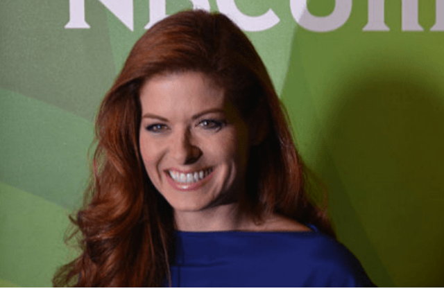 Trump Again Attacks 'Will & Grace' Actress Debra Messing