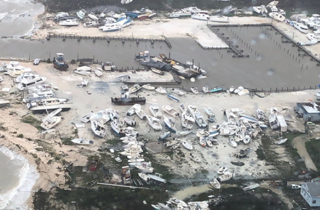 Bahamas LGBT Activists Contribute to Hurricane Dorian Relief Efforts