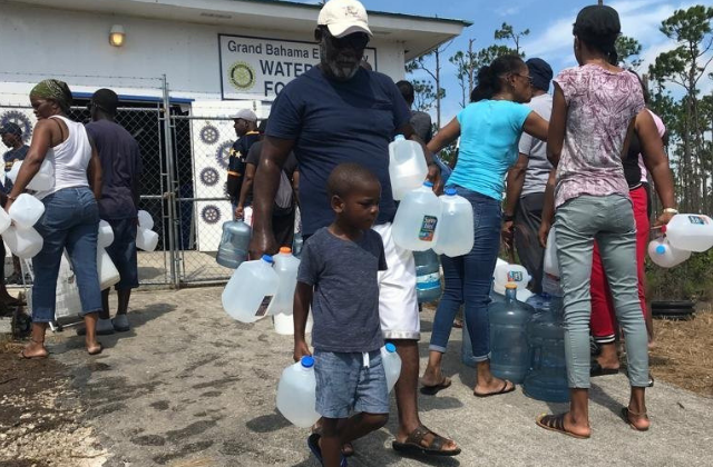Local Groups Help Victims of Hurricane Dorian in Bahamas