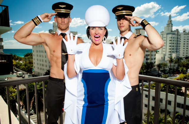 A&E: Pam Ann Flies Into Miami With New Show W/Trailer