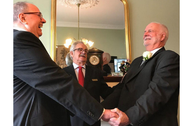 Gay Priests Fight to Get Australian Church's Marriage Blessing
