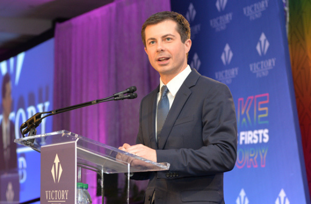 Buttigieg Attributes Remarks On LGBT Media to 'Grumpy Moment'