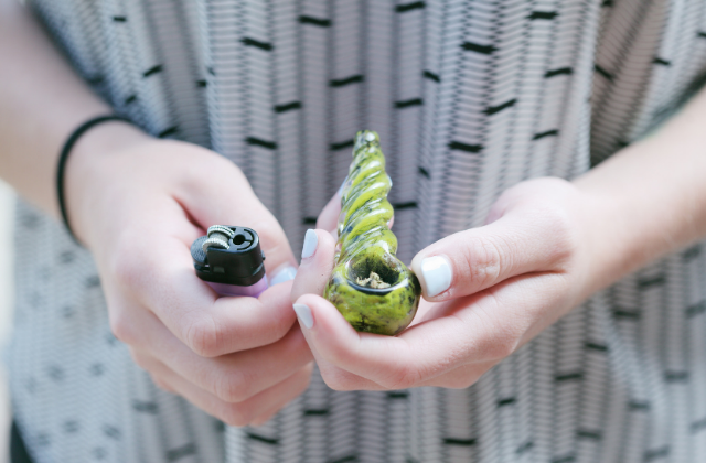 Bisexual Women Seven Times More Likely to Use Weed