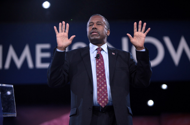 Ben Carson Makes Transphobic Comments Again