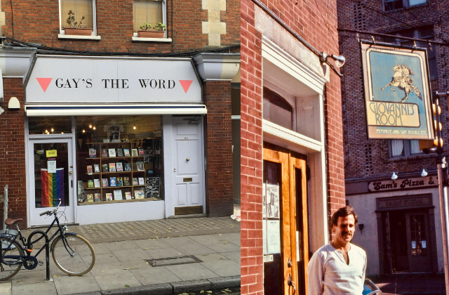 Authors and Activism: A History of LGBT Bookstores