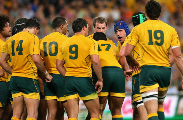 Rugby Australia Forges Alliance With Gay Community