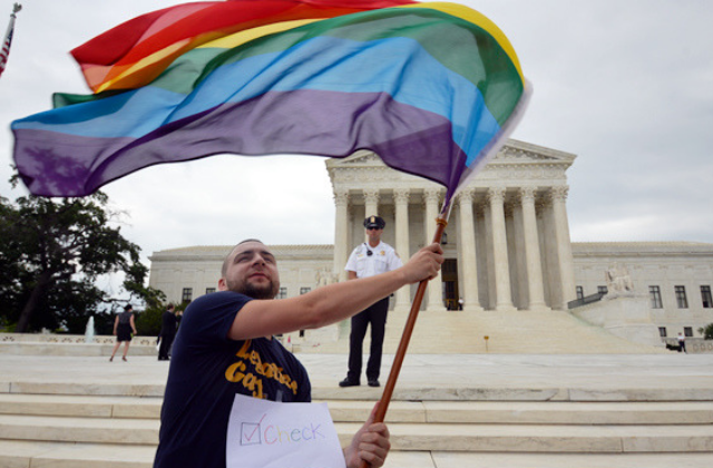 High Stakes for LGBT Americans at Supreme Court Next Week