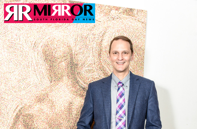 A&E: Meet Craig Johnson, ArtServe's New Executive Director