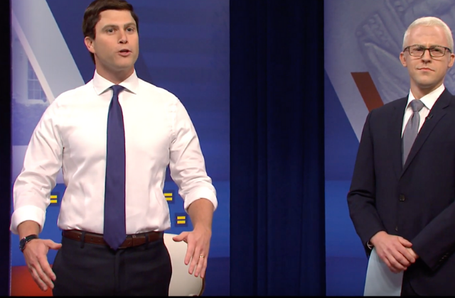 'Saturday Night Live' Lampoons CNN Town Hall on LGBT Issues