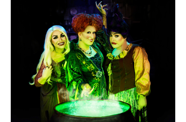 A&E: Local Drag Performers Bring Halloween Film to Life on Stage