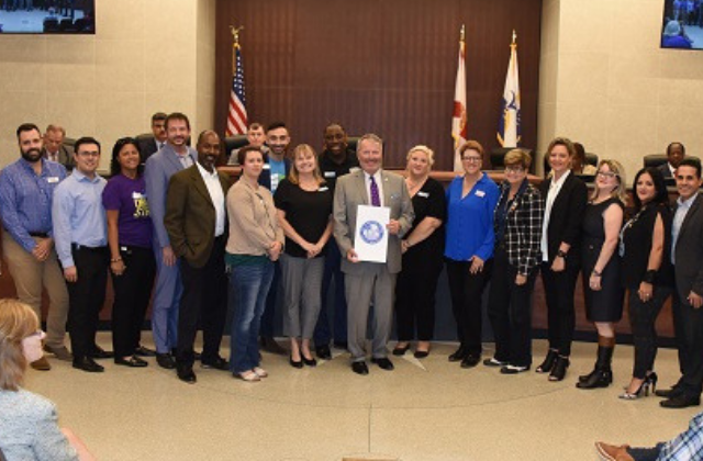City of Orlando Recognizes October as LGBT+ History Month