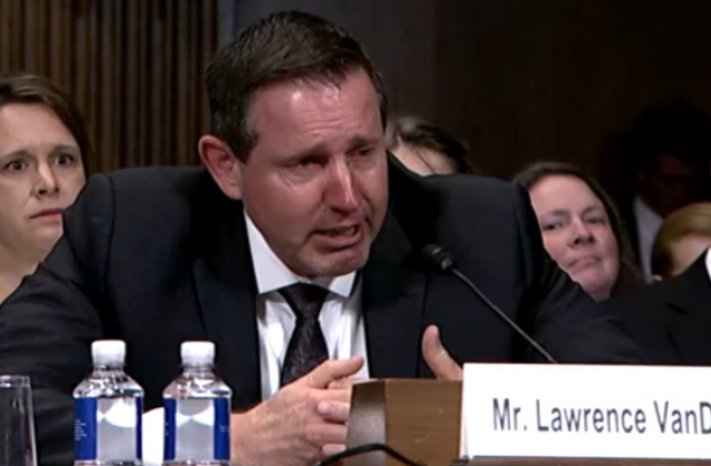 Trump anti-LGBT Judicial Nominee Cries over accusation He's anti-LGBT