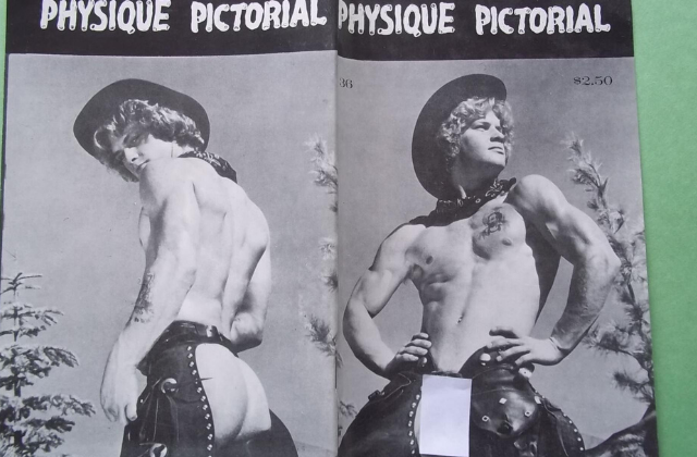 Jesse's Journal: A (Long) History of Physique Magazines