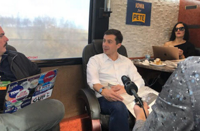 Buttigieg Calls Latest Trump Move enabling anti-LGBT Bias a 'Huge Step Backward'