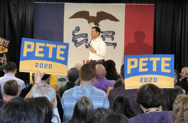 Buttigieg Says He Has No Regrets about Coming out Later in Life