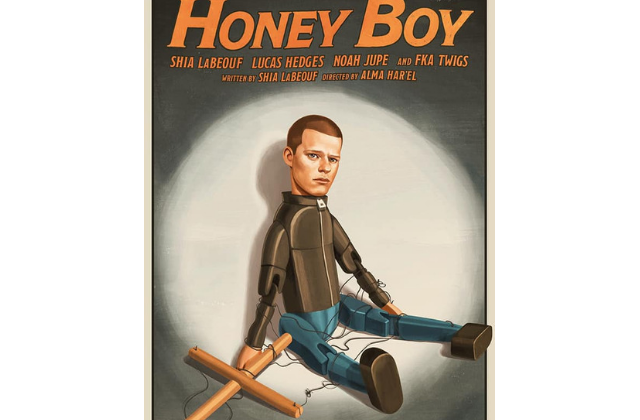 "Screen Savor:  ""Honey Boy"" is Bittersweet W/Trailer"
