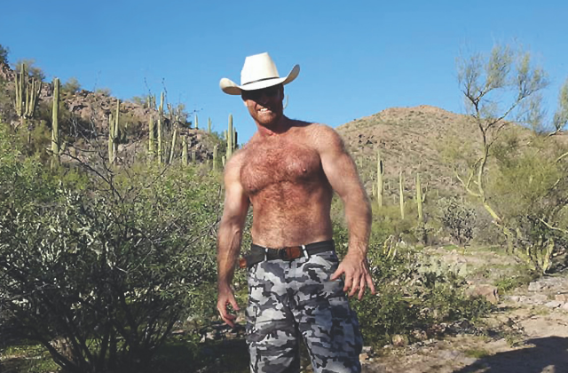 SFGN's Gay Camping 2019: Copper Cactus Ranch
