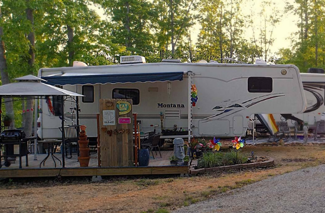 SFGN's Gay Camping 2019: Whispering Oaks Retreat