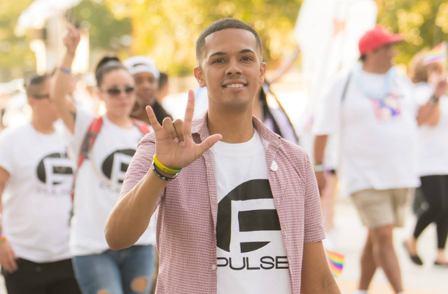 Brandon Wolf Embraces Activism, Advocacy After Pulse