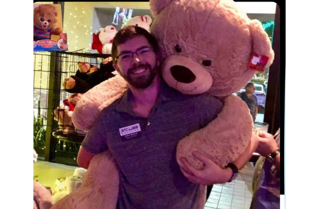 Bear Drive Collects Toys for Children at Hunter's