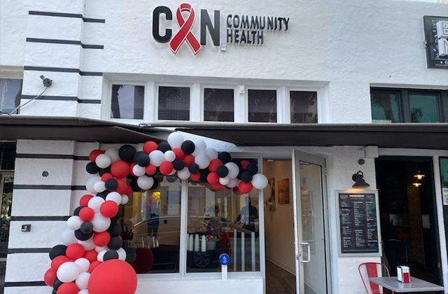 On World AIDS Day: CAN Connects with Community to Promote Health
