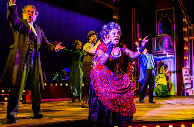 'The Mystery of Edwin Drood'  Will Be Solved at the Maltz Jupiter Theatre