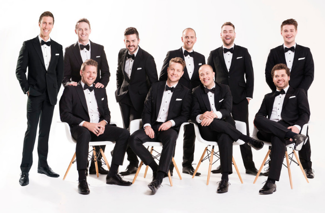 A&E: Ten Tenors Offer an Aussie Take on Holidays