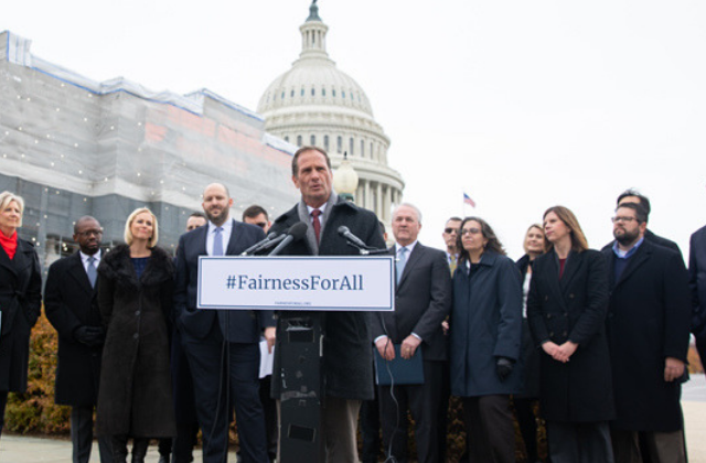 Fairness for All Act Seeks Middle Ground on LGBT Rights