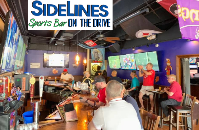 Sidelines Returns to Wilton Manors