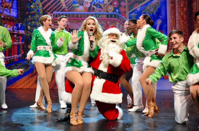 A&E: Touring Review Brings Christmas Magic to Broward Center