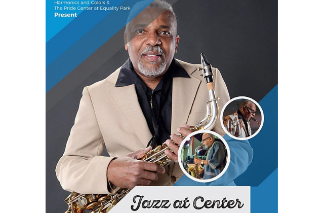 Jazz at the Center Hosts Jesse Jones Junior Quartet
