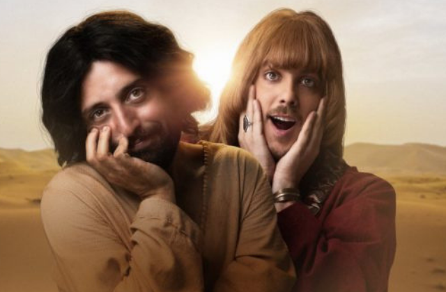 "Netflix Comedy implying ""Gay Jesus"" Stirs Conservative Wrath"