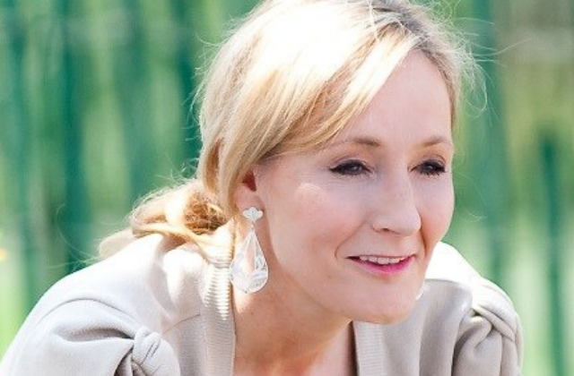 J.K. Rowling Sparks Backlash after Tweeting