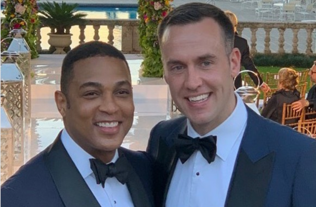 CNN's Don Lemon is Engaged to Boyfriend Tim Malone