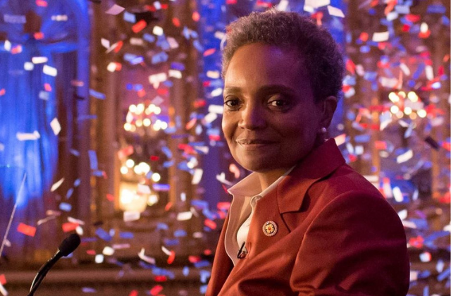 Chicago Elects First Out Lesbian, Black Mayor W/Video