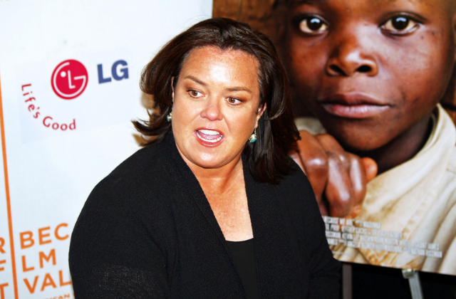 Rosie O'Donnell Says Participating on Book About 'The View' is Her 'Biggest Regret'