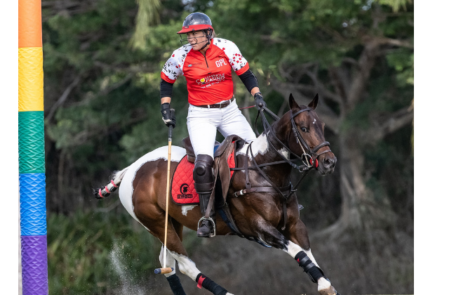 Gay Polo Tournament Serves Up Sport and Flair