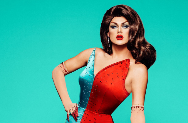RuPaul Season 11: Scarlet Envy W/Video