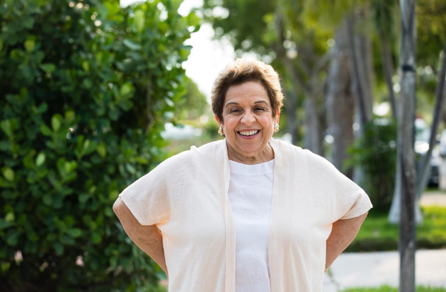 Rep.Donna Shalala to serve as Master of Ceremonies for AIDS Walk Miami
